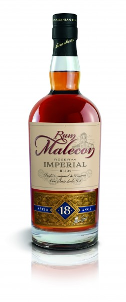 Malecon Rum 18 Jahre Reserva Imperial 40% 0,7 L