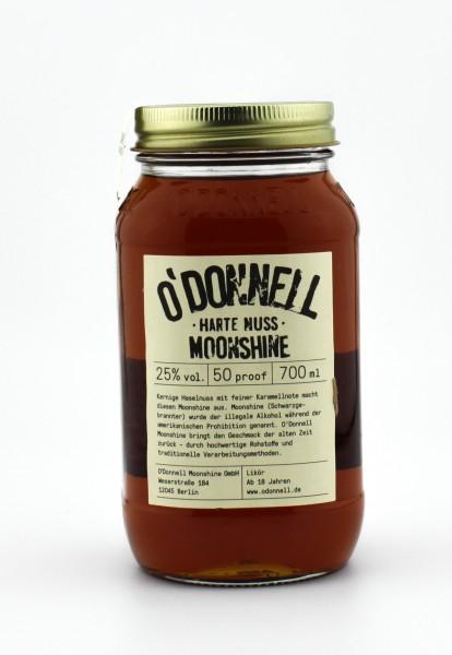 O'Donnell Moonshine Harte Nuss Likör 25% 0,7L