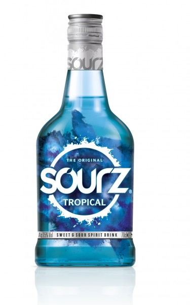 Sourz Tropical 15% 0,7l