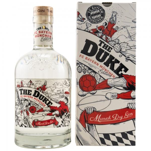The Duke Dry Gin FC Bayern Edition 42% 0.7L