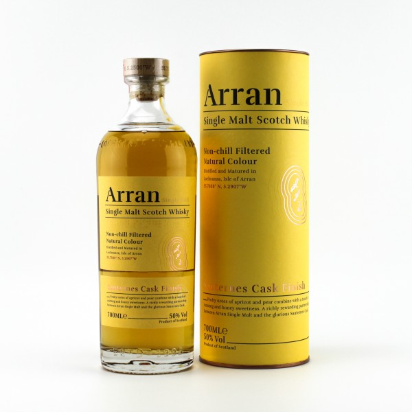 The Arran Sauternes Finish 50% 0,7L