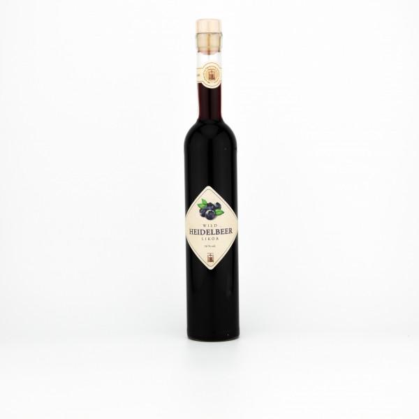 Prinz Wild-Heidelbeer Likör 16% 0,5L