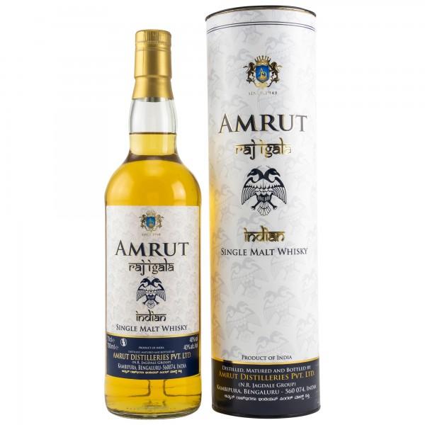 Amrut Raj Igala Single Malt 40% 0,7L