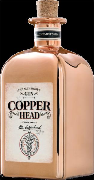 Copperhead Gin The Original 40% 0,5 L