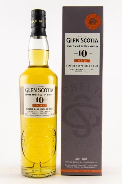 Glen Scotia 10 Jahre Peated 46% 0,7L