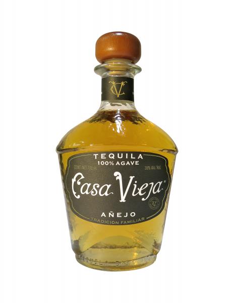 Casa Vieja Anejo Tequila 38% 0,7 L