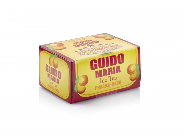 Guido Maria Ice-Tea Pfirsich 15% 24x0,02l