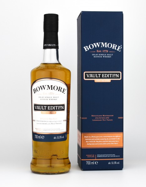 Bowmore Vault Edition First Release Whisky 51,5% 0,7L