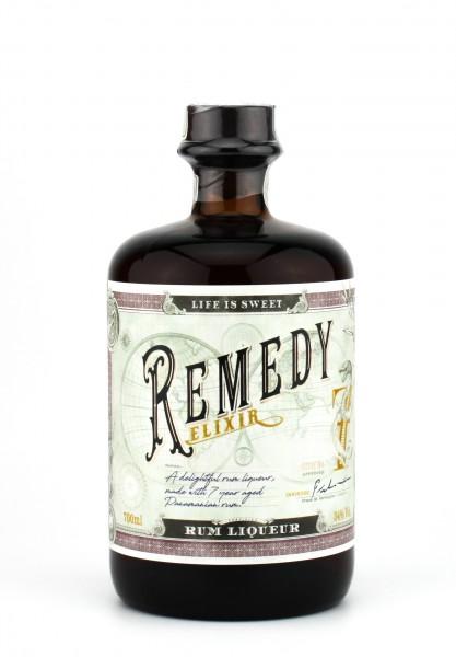 Remedy Elixir Rum Likör 34% 0,7L