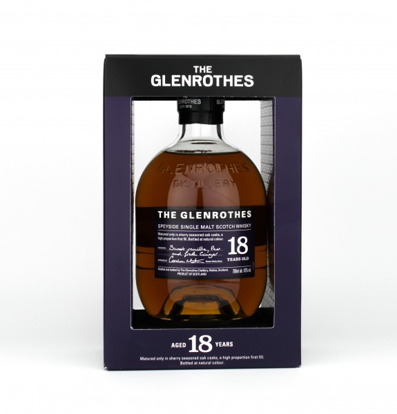 The Glenrothes 18 Jahre 43% 0,7L