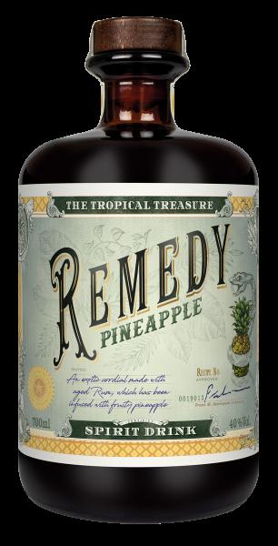 Remedy Pineapple Rum 40% 0,7L