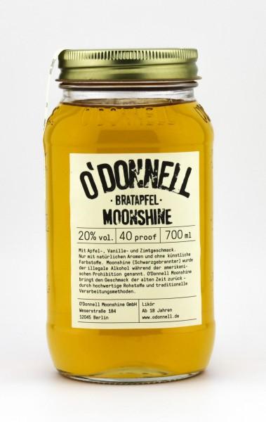 O'Donnell Moonshine Bratapfel Likör 20% 0,7L