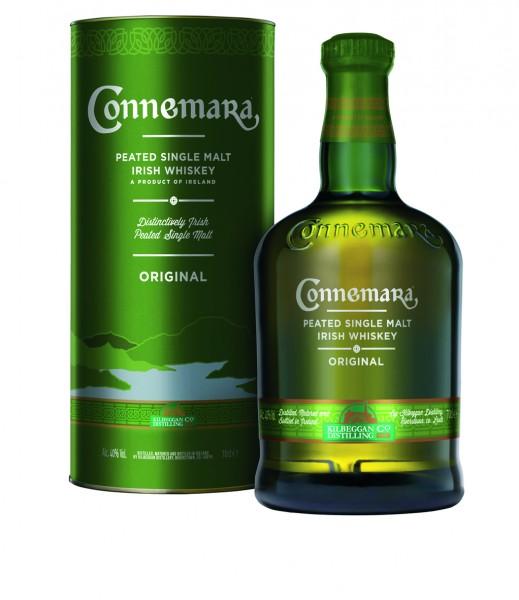 Connemara Peated Irish Whiskey 40% 0,7L