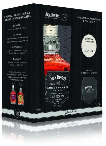 Jack Daniel's Single Barrel 45% 0,7l