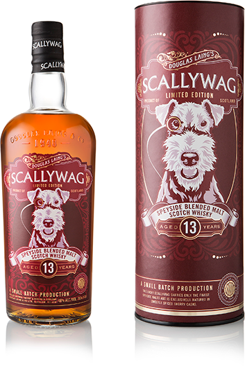 Scallywag 13 Jahre Blended Malt Scotch Whisky 46% 0,7l