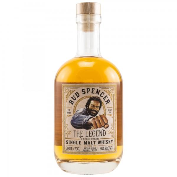 St.Kilian Bud Spencer The Legend Single Malt Whisky 46% 0,7L