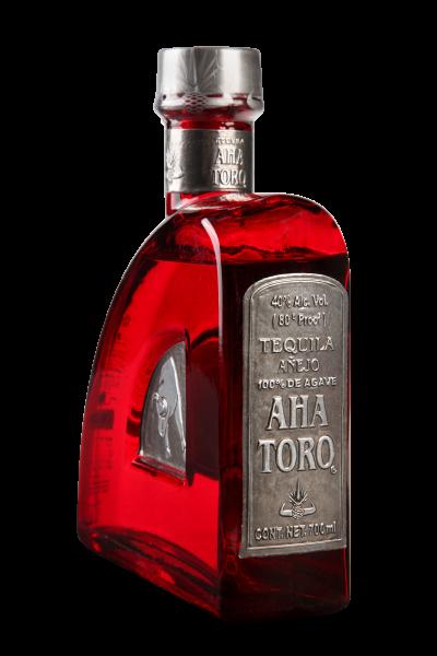 Aha Toro Anejo Tequila 40% vol. 0,70l