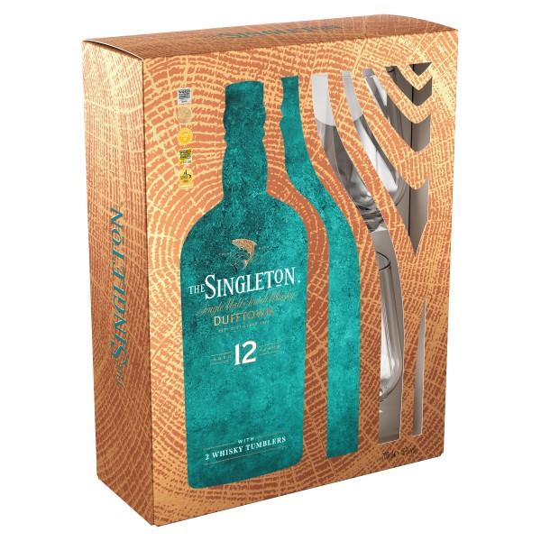 The Singleton 12 Jahre Speyside Whisky 40% 0,7l