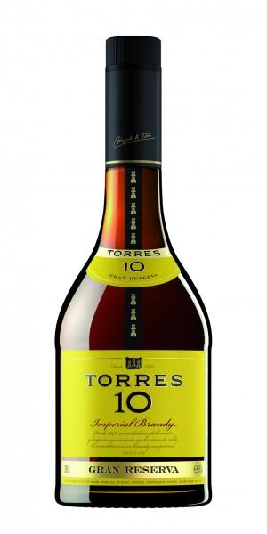 Torres 10 Imperial Brandy Gran Reserva 38% 0,7l