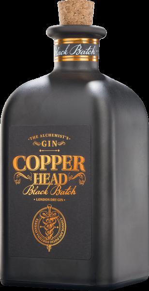 Copperhead Gin Black Batch 42% 0,5 L