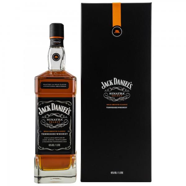 Jack Daniel's Sinatra Select Whiskey 45% 1,0 L