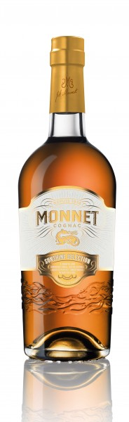 Monnet Sunshine Selection Cognac 40% 0,7 L