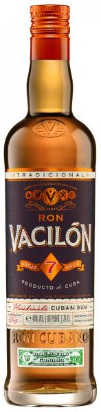 Ron Vacilon Anejo 7 Anos Rum 40% 0,7l