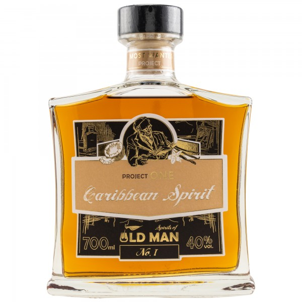 Spirits of Old Man Rum Project One 40% 0,7 L