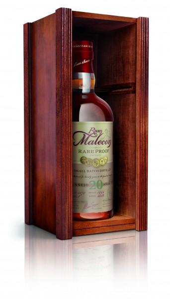Malecon 20 Jahre Rare Proof Rum 48,4% 0,7L