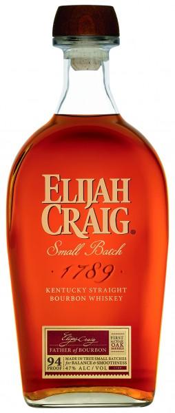 Elijah Craig Small Batch Bourbon Whiskey 47% 0,7L