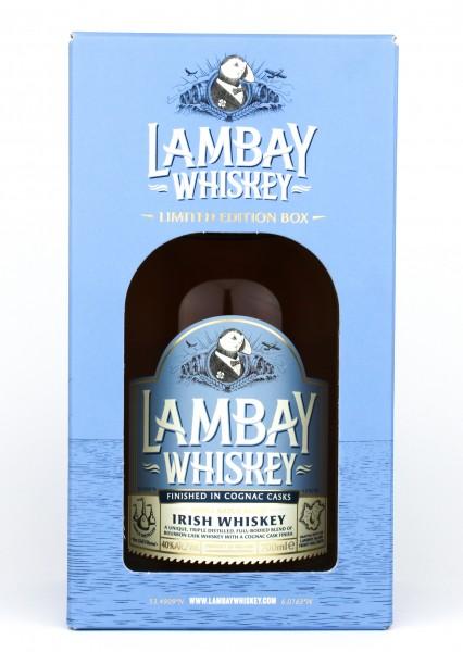 Lambay Small Batch Blend Irish Whiskey 40% 0,7L