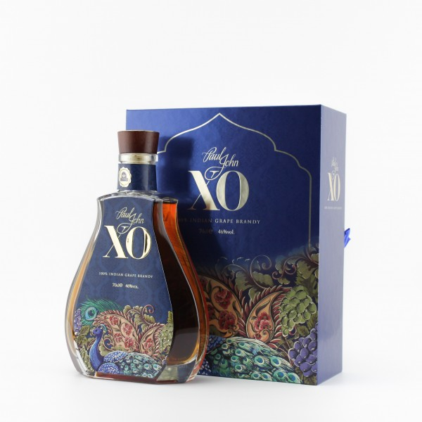Paul John XO Brandy 46% 0,7 L