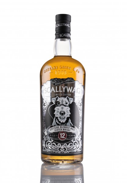 Scallywag 12 Jahre Blended Malt Scotch Whisky 53,6% 0,7 L