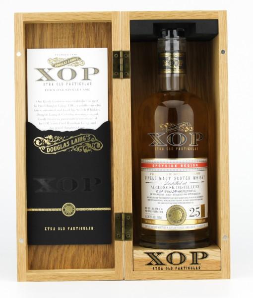 Douglas Laing Auchroisk XOP 25 Jahre Speyside Single Malt Whisky 41,5% 0,7L
