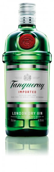 TANQUERAY LONDON DRY GIN 47,3 % 0,7l