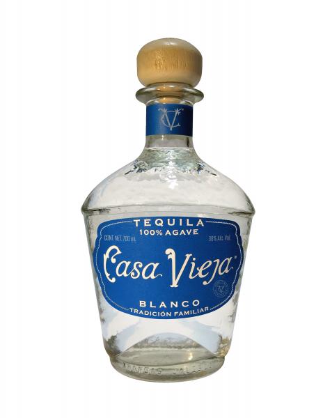 Casa Vieja Blanco Tequila 38% 0,7 L