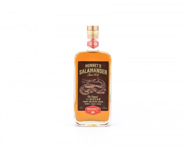 Monnet Salamander Spicy Cognac Liqueur 0,5 L