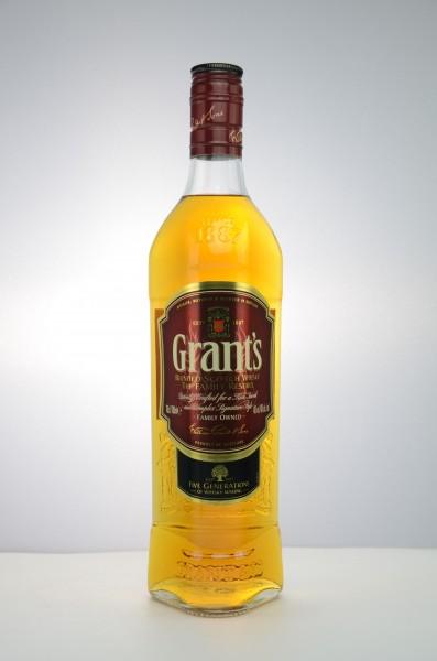 Grant's Triple Wood Blended 40% 0,7 L