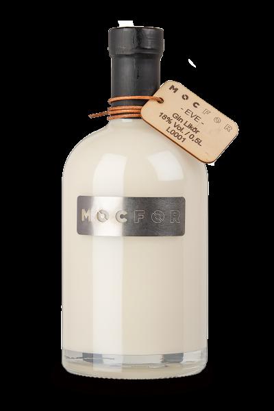 MOCFOR Gin Sahnelikör EVE 18% 0,5 L
