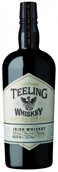 TEELING SMALL BATCH WHISKEY 46% 0,7L