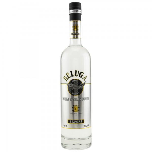 Beluga Noble Russian Vodka 40% 0,7L