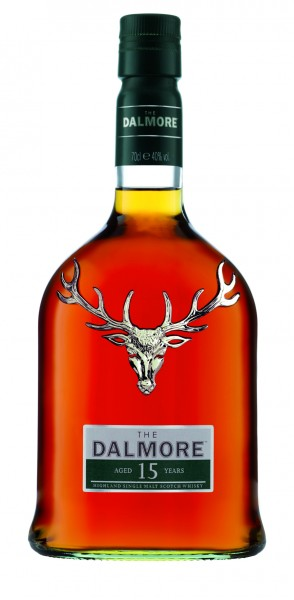 Dalmore 15 Jahre Whisky 40% 0,7