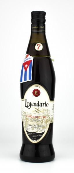 Legendario Elixir de Cuba 34% 0,7 L