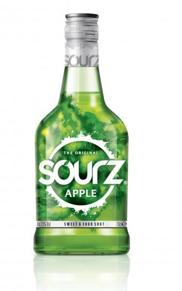 Sourz Apple 15% 0,7l