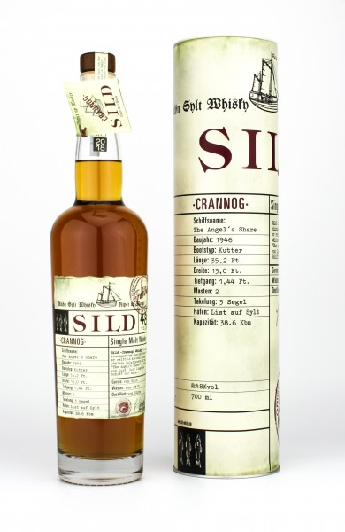 Sild Crannog Single Malt Whisky von Slyrs 48% 0,7L Edition 2018