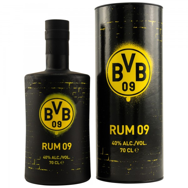 BVB 09 Rum 12 Jahre 40% 0,7L