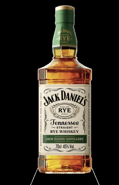 Jack Daniel's Tennessee Rye 45% 0,7l