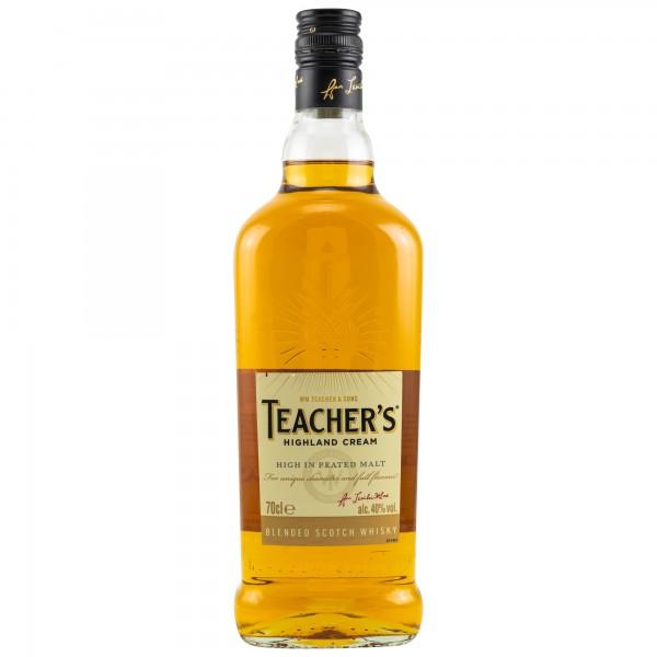 Teacher's Highland Cream Scotch Whisky 40% 0,7 L