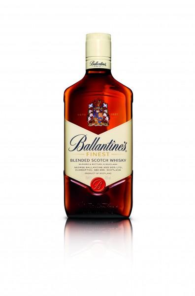 Ballantines Finest Scotch Whisky 40% 0,7l