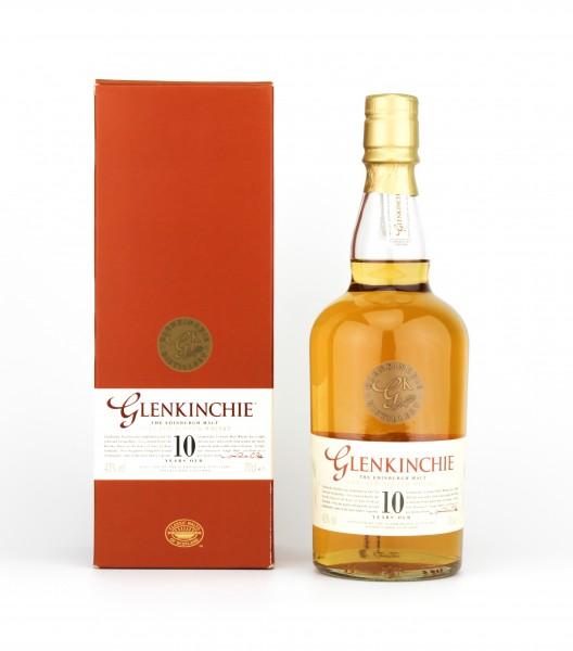Glenkinchie 10 Jahre 43% 0,7L alte Abfüllung